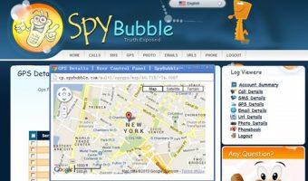 Pegue o seu Cônjuge Mentindo com o SpyBubble