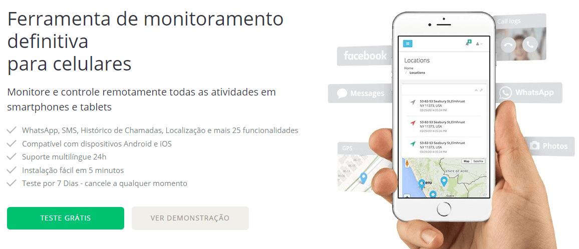rastreador gratis para celular